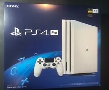 Sony PS4 Pro 1TB Glacier WHITE Limited Edition NEW