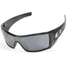 Oakley Batwolf OO9101-01 Black Ink/Black Iridium Men's Shield Sports Sunglasses