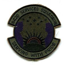 US Air Force 842nd Service Squadron