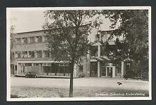 Dirksland  Ziekenhuis Kinderafdeling