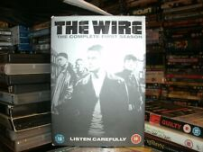 The Wire - Series 1 - Complete (DVD, 2005, 5-Disc Set, Box Set)
