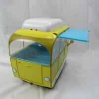 PEPPA PIG MINI CAMPERVAN Little Yellow Camper Van Toy