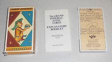 GRAND TAROT IMPERIAL AZTEQUE Tarocchi Aztechi - Simon 1986 53 cards