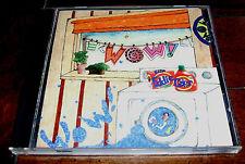 CD: Eddie Coker - Wow! / Children's Pop Kids Family Humor / Disney Radio
