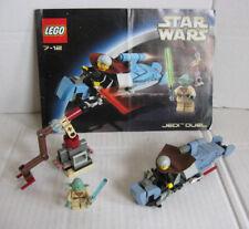 Lego Star Wars Jedi Duel (7103) - Oba