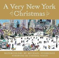 A Very New York Christmas by Michael Storrings