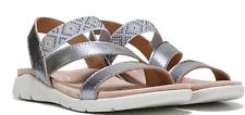 Born B.o.c Concepts Sari Pewter Sandals Womens 9 Z43814 Ship