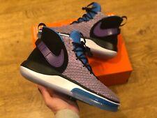 Nike alphadunk x huarache Multi Púrpura Para hombres Baloncesto Uk12 EUR47.5 US13 Nuevo
