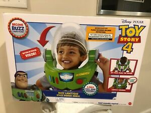 Disney Pixar Toy Story Buzz Lightyear Space Ranger Armor with Jet Pack 0