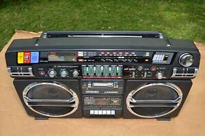 Lasonic boombox 931 vintage ghettoblaster