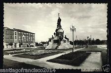 319.-VALADOLID -108 Monumento a Cristóbal Colon(Ed. García Garabella)