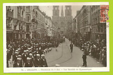Cpa - 45- Orleans - Procession of the 8 may - The companies of gymnastics
