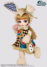 Pullip Classical White Rabbit  Alice in Wonderland fashion doll in US