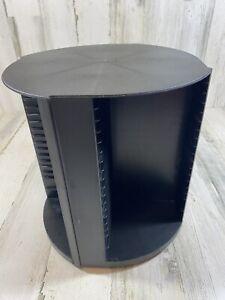 Laserline 80 CD Storage Holder, Rotating Spinning Tower Carousel