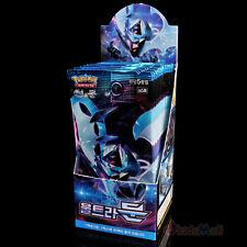 Pokemon Ultra Moon SM5M Dawn Wings Necrozma GX 30 Booster Packs 150 Cards Korean