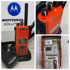 New ListingRed Motorola Uhf Xpr7550 403-512 MotoTrbo Radio Ham Amateur Battery Charger Mic