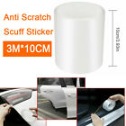 Clear Protector Sill Scuff Car Door Plate Bumper Body Sticker Anti Scratch Strip