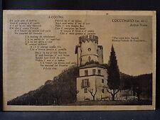 Cocconato, Asti - L'Antica Torre, Dialetto Piemontese - Non Viaggiata - AT045