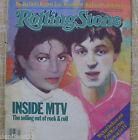 Rolling Stone Magazine 1983/ Michael Jackson and Paul McCartney/ Issue No. 410