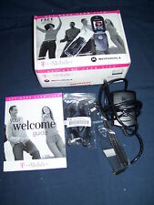 T-Mobile Motorola Pebl Charger and Headphone No Phone