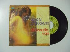 """Alan Sorrenti – Dicitencello Vuje - Disco Vinile 45 Giri 7"""" Stampa ITALIA 1974"""