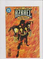 AZRAEL, ANGEL AT WAR #24, 25, & 26 (PARTS  1-3 OF 3)  DC 1996-97 VF/NM