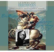 Von Herbert Karajan - Beethoven: Symphony No. 3 Eroica [New Vinyl LP]