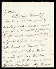 John Blackburne MP Evening of Gaiety William Pitt at White's Club Signed Letter