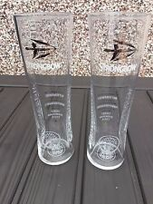Two Strongbow Heritage Pint [20oz] Glass New 2016- CE Stamped