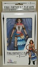 "Final Fantasy Ⅹ-2 Play Arts No,1 Yuna 7.1"" 18cm Figures Dolls Square Enix 2003"