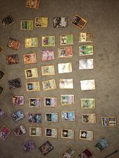 Pokemon lot cards a mix of 6 Cards, 4 Reverse Holos, 2 Holos (possible 7-10psa)