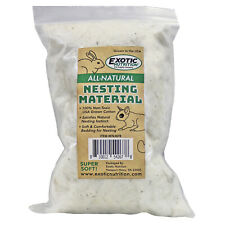 All-Natural Nesting Material 1.5 oz. - Sugar Glider, Squirrel, Rabbit, Hamster