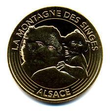 67 KINTZHEIM Montagne des singes 10, Mère et son petit 3, 2017, Monnaie de Paris