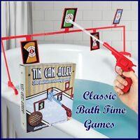 Tin can Alley bathtime game