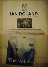 Ian Roland, The Valley CD ep