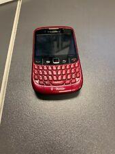 Blackberry 8520 Red T-Mobile