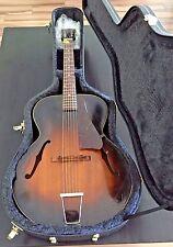 Gibson L-48 1954 2 Tone Sunburst With Travel Case
