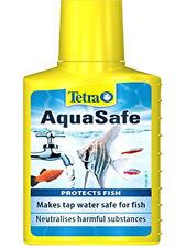 Tetra AquaSafe Fish Tank Tap Water Conditioner 100ml