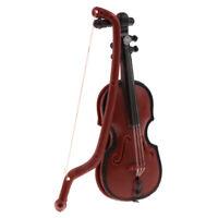 Dollhouse Miniature Music 2 Baritone Horn #Z222 MiniBearGems