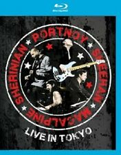 Portnoy/o/MacAlpine/Sherinian-Live in Tokyo blu-ray POP CONCERTO NUOVO
