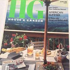House & Garden Magazine Jane Fonda's California Retreat June 1989 071317nonrh3