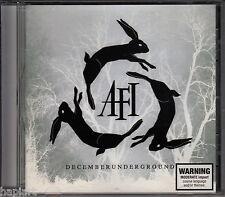AFI ( A FIRE INSIDE) - Decemberunderground - CD, MISS MURDER, LOVE LIKE WINTER