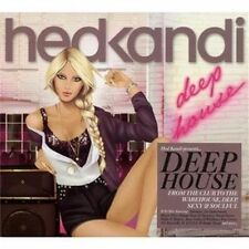 Dance & Electronica Mixed Music CDs Hed Kandi