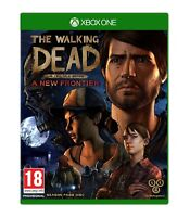 The Walking Dead - Telltale Series The New Frontier For XBOX One (New & Sealed)