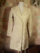 Women's Regular Basic Floral Coats & Jackets