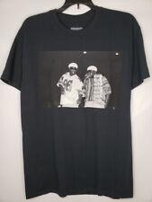 BIG Graphic Tee Short Sleeve T-Shirt Black S # 18
