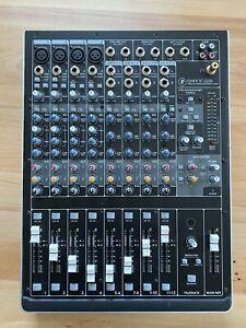 ONYX.1220i Premium Firewire Recording Mixer. Mischpult.