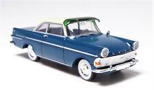 H0 BREKINA Opel Rekord P 2 Coupé blau Sonnenblende Zierlinie 2 Türer TOP # 20130