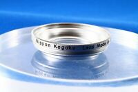 Nippon kogaku Close-up Lens For Nikkor 50mm F2.5 Nikorex lens. From JP
