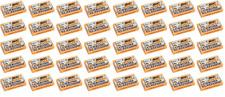 BIC Chrome Platinum Double Edge Safety Razor Blades, 200 Blades